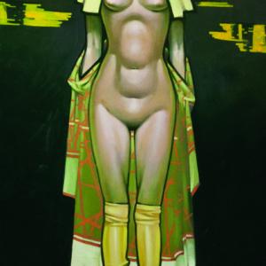 4.Hellia 65x130cm.oil canvas 2016
