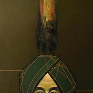 6.birdman 50x120 oil.canvas 2016 2