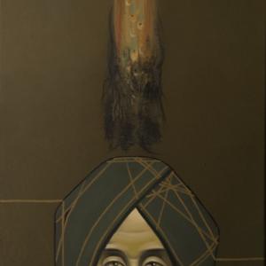 6.birdman 50x120 oil.canvas 2016
