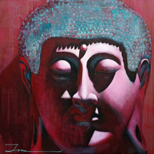 Buddha Dreams 3, 120x120