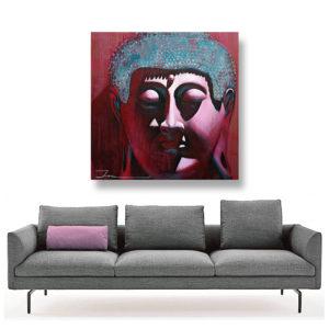 Buddha Dreams 3, 120x120 2
