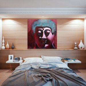 Buddha Dreams 3, 120x120 3