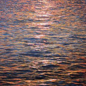 Evening Sea 4, 120x160