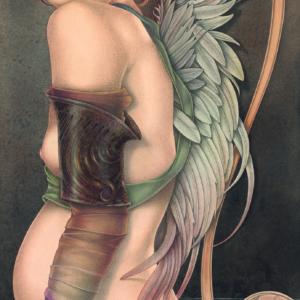 Fallen Angel-100x39
