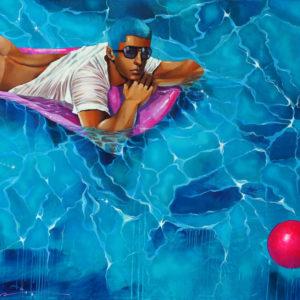 Hot Summer 4, 150x190