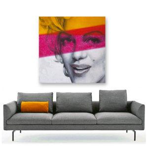 Marilyn Forever, 120x120 2