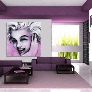 Marilyn, Retro, 150x150 3