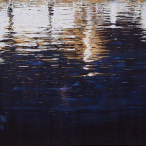 Night Sea 1, 120x160