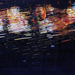 Night Sea 3, 80x160