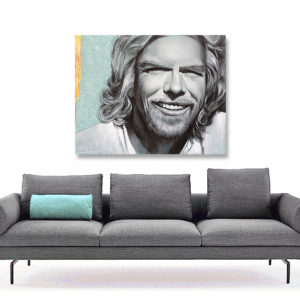 Richard Branson, 95x120 2